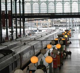 ヨーロッパ鉄道旅行ルート一覧